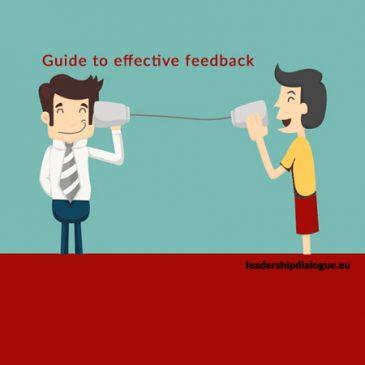 Feedback geven en ontvangen