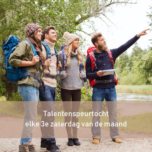 De Talentenspeurtocht - nu ook voor in-company training