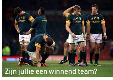 Voelt jouw team als een winnend team of niet?