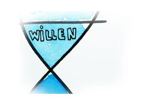 weg van de meeste medewerking - WILLEN - (c)LeadershipDialogue